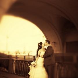 Свадьба Лены и Юры